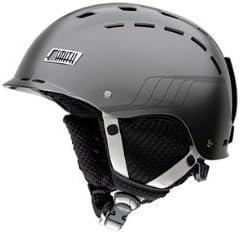 Smith Optics Unisex Adult Hustle Snow Sports Helmet