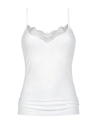 Mey - Chaleco - Básico - para mujer blanco