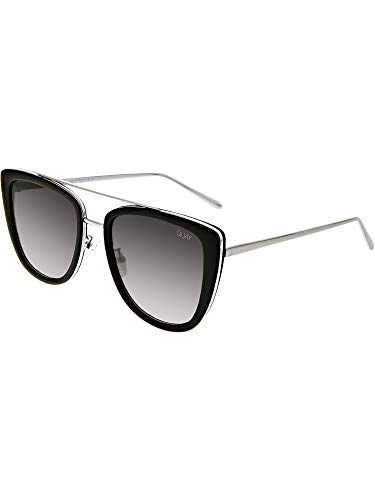 Quay Australia FRENCH KISS Women's Sunglasses Oversized All Occasions - ()