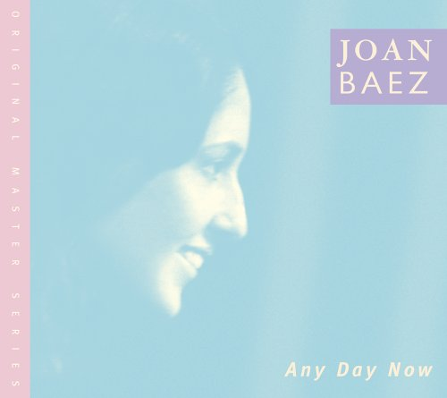CD : Joan Baez - Any Day Now (CD)