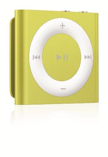 Apple iPod shuffle 2GB Yellow (4th Generation) NEWEST MODEL