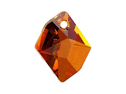 12 count SWAROVSKI 40mm Crystal Copper 6680 Cosmic Pendant Factory Pack ()