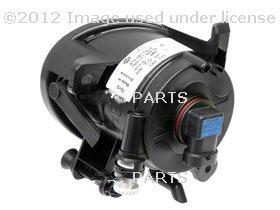 Audi a4 (2.0/3.2) a6 (3.0/4.2) Fog Light +Bulb RIGHT new OEM driving lamp (Hella 700 Driving Lights compare prices)