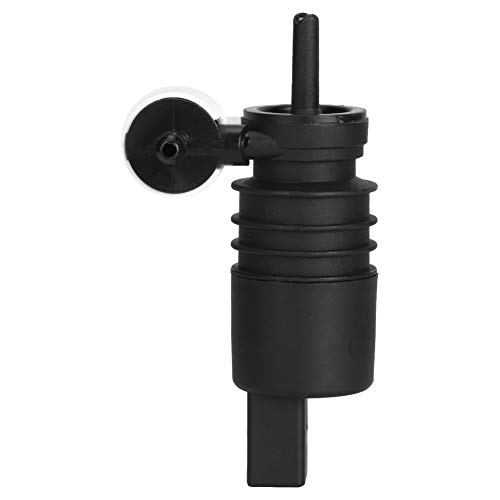 Washer Pump - Windshield Washer Pump Spray Hydraulic Motor 67127388349 Fits for X1 X3 X5 2014-2018: