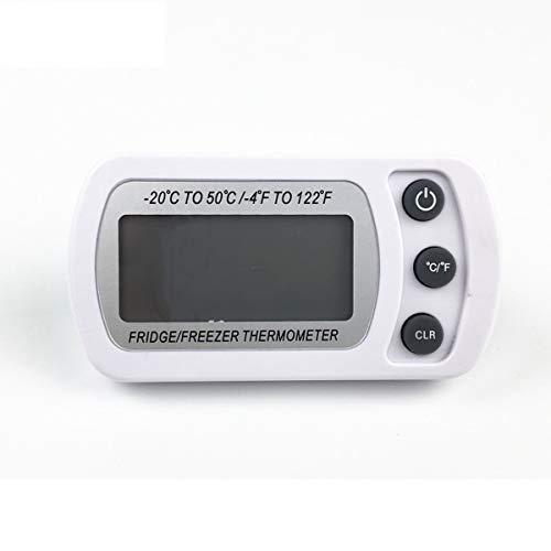 ChaRLes Refrigerador Impermeable Digital Display Termómetro Tamaño ...