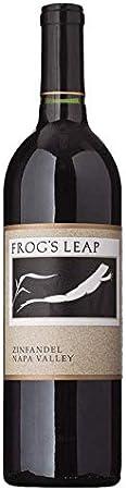 FROG'S LEAP, Zinfandel (caja de 12x75cl) Estados Unidos/Valle del Napa - California, Vino Tinto
