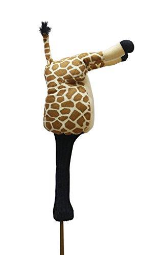 A99 Golf Animal Head Cover Wood Headcover (Butthead Giraffe)