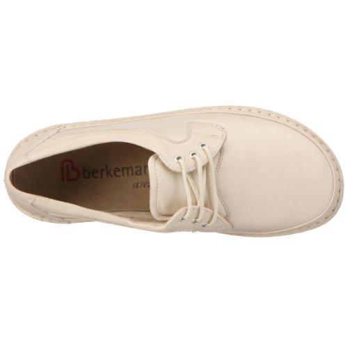 Berkemann Aventin Barberina 3488 - Zapatos de cordones de cuero para mujer Beige