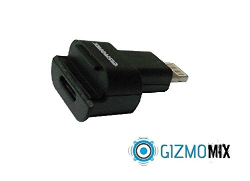 Gizmomix 2nd Gen Lightning Docking Extender Video & - Iphone 5 Docking Station Adapter