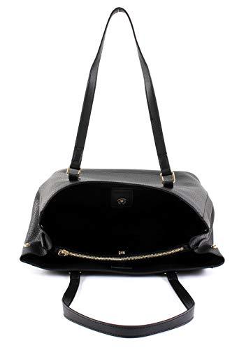 Shoppers Negro Bolsos Negro Para Color Mujer De Y Vbs2u801 Valentino Valentino Modelo Marca Hombro Mujer wxw6q
