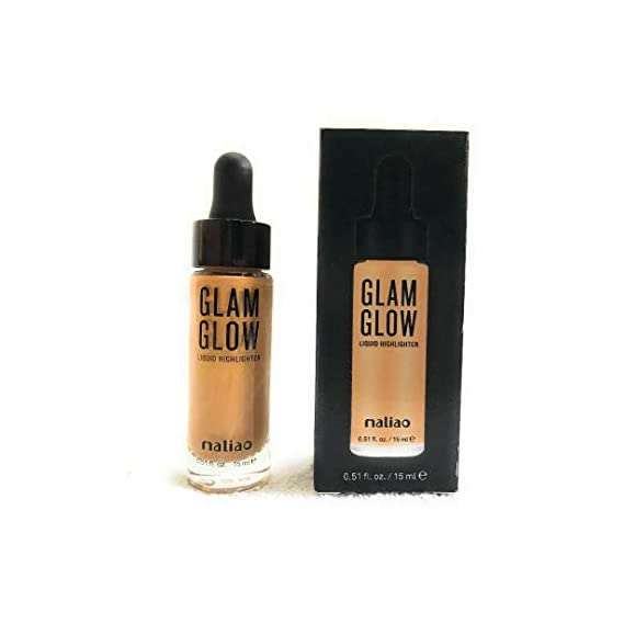 Maliao Glam Glow Liquid Highlighter Gold 01