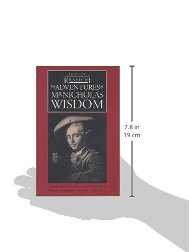 Download The Adventures Of Mr Nicholas Wisdom By Ignacy Krasicki