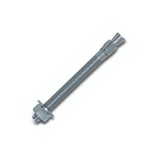 1/2'' x 2-3/4'', Powers Power-Stud Wedge Expansion Anchors, 304 Stainless Steel, 50/Bx