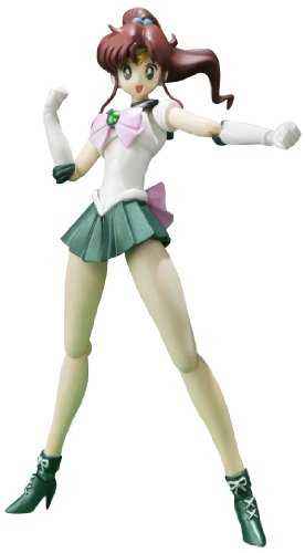 "Bandai Tamashii Nations S.H. Figuarts Sailor Jupiter ""Sailor Moon"" Action Figure"