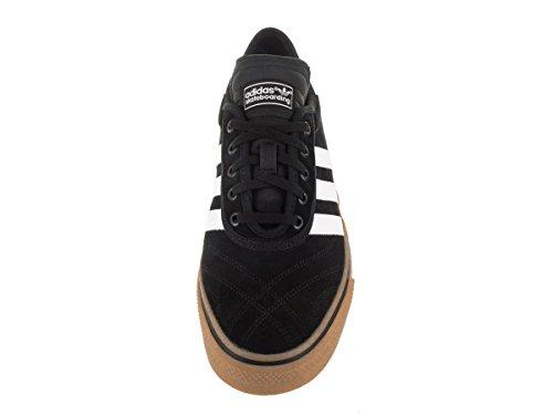 Adidas Originali Mens Adi-ease In Anteprima Fashion Sneaker Nero / Bianco / Gomma