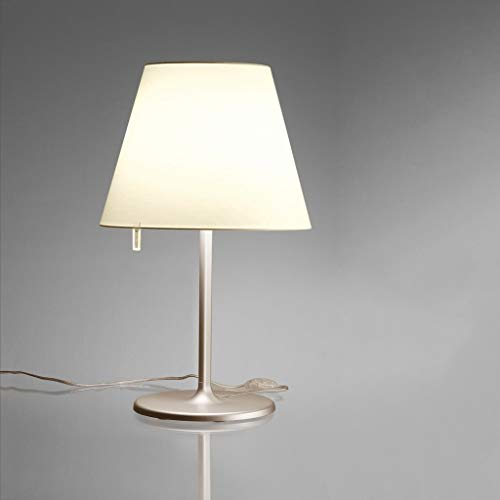 Artemide Melampo Table Lamp for Furniture, Dining, Home Decor, Bedroom, Living Room, Office Lighting - Bronze