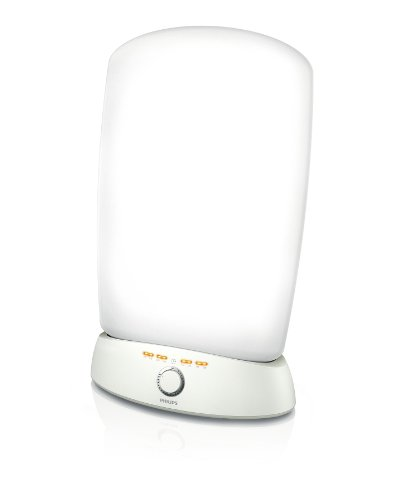 Philips Hf3318/60 Energylight, White