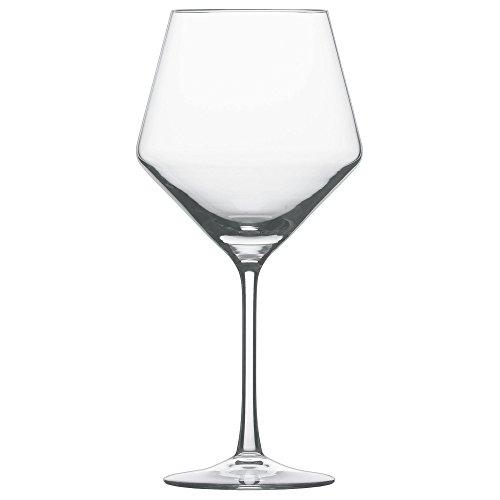 Schott Zwiesel Tritan Crystal Glass Stemware Pure Collection Burgundy image