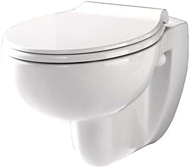 Planetebain Pack WC suspendida – Estructura para Inodoro Independiente NF y retrete Rimless: Amazon.es: Hogar