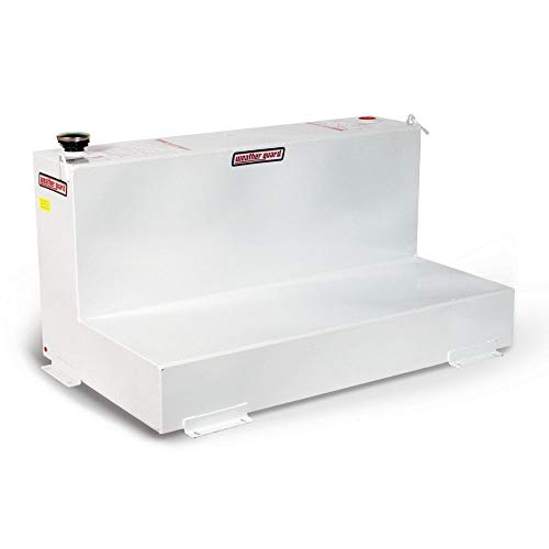 Weatherguard Liquid Transfer Tank, L-Shape, 90 Gallon