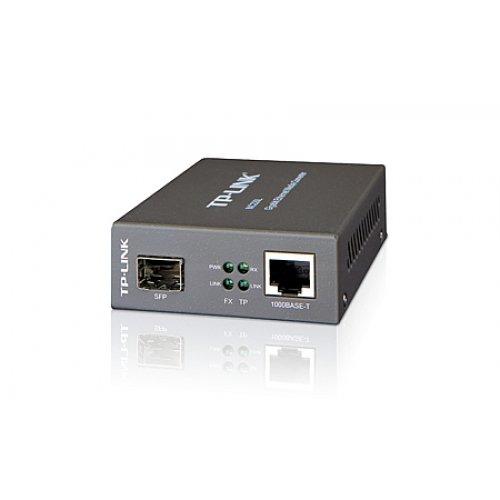 TP-LINK Gigabit Ethernet Media Converter / MC220L