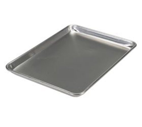 Nordic Ware Commercial Bakeware Aluminum Baking Sheets Baking Pan - 2 Pack (Ware Nordic Stick Mat Non Baking)