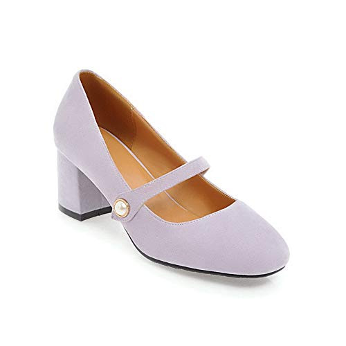 Compensées Femme 36 APL10483 Violet BalaMasa Sandales 5 Violet POwE86