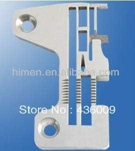 Máquina de coser partes TP605C32 aguja placa para Kingtex: Amazon ...