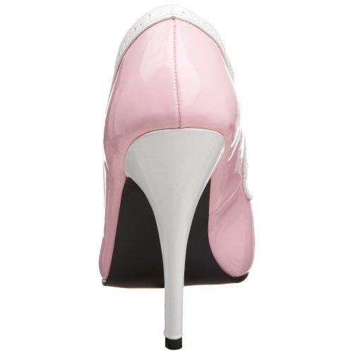 Pleaser Damen Seduce-218 Peep-Toe Rosa