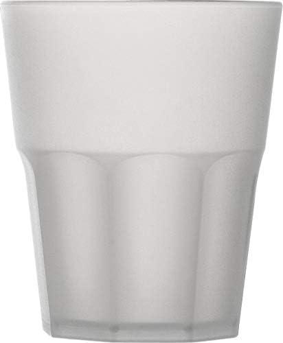 Garnet Rox Frost - Juego de 6 vasos reutilizables, 29 unidades ...
