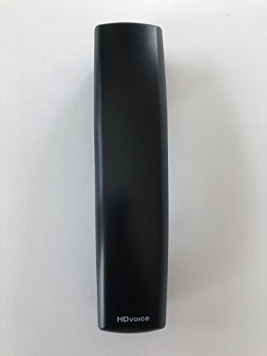 The VoIP Lounge Replacement HD Voice Handset for Polycom VVX Series IP Phone 300 310 400 410 411 500 600 1500 ()
