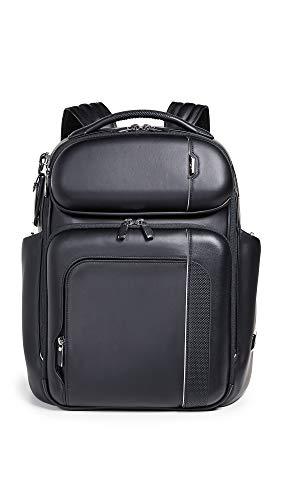 [해외]투미 맨즈 아리베 바커 백팩 블랙 원 사이즈 / Tumi Men`s Arrive Barker Backpack Black One Size