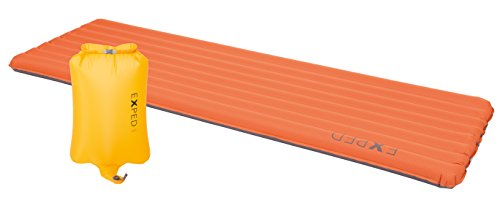 (Exped SynMat XP 7 Insulated Sleeping Pad, Terracotta, Large)