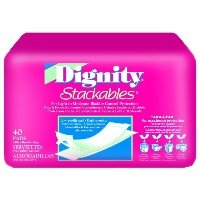 Dignity Stackables Pads By Humanicare - Case of 240