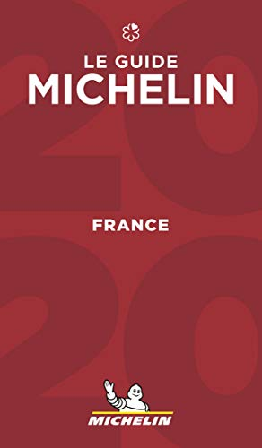 MICHELIN Guide France 2020: Hotels & Restaurants (Michelin Red Guide)...