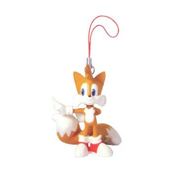 Sonic the Hedgehog - Dangler - TAILS (1.5 inch)