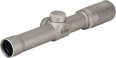 Burris LER FIXED 2X Finish Handgun Scope (Plex Matte) from Burris