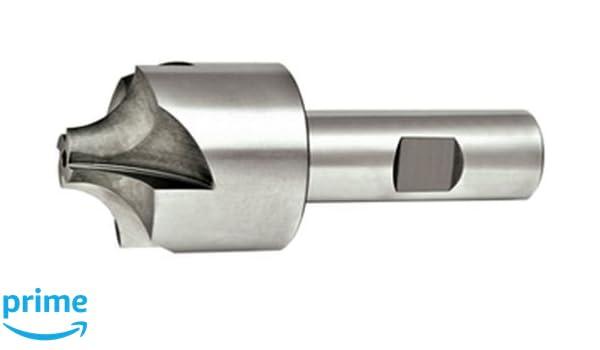 Alfa Tools CREM51711 HSS Corner Rounding End Mills with 5//16 Radius