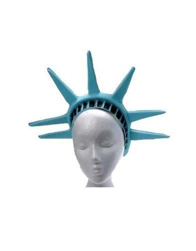 Statue Of Liberty One Head Piece - 2 Liberty Kids