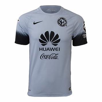 Nike Club América luz Azul 2016 Tercera Camiseta (XXL) (2 x l)