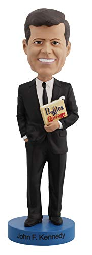 Royal Bobbles John F. Kennedy V3 Bobblehead -