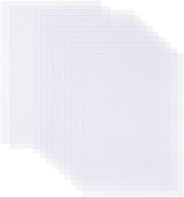ورق رسم شفاف 100 ورقة من Ruisita ورق رسم شفاف أبيض 21 5 سم 28 سم لرسم رسم رسم رسوم متحركة Rs0426 Amazon Ae