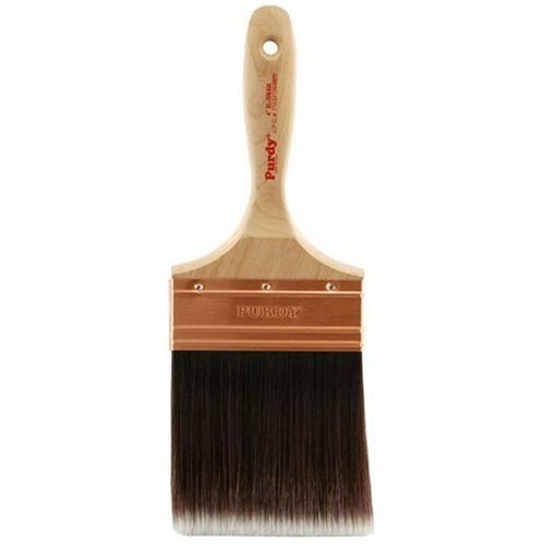 Purdy Xl-Swan Nylon/Poly Flat Paint Brush Professional Grade Square 4 ''