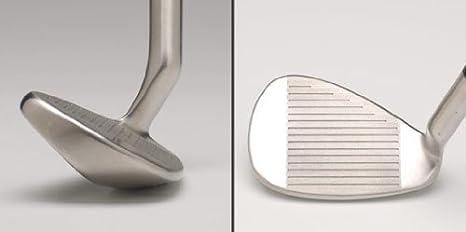 Amazon.com: F2 Golf de los hombres SS cavidad trasera Wedge ...