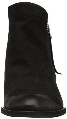 Sam Macon Black Ankle Edelman Women's Leather Boot qfrqOwvxF