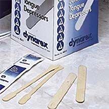 Tongue Depressors Sterile (Box of 100)