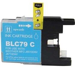 Brother 互換インクカートリッジ LC79C 1-2 日配送 B07G5LVM57