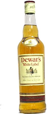 Dewar's White Label Whisky - 70 CL
