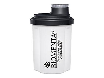 Biomenta SHAKER 300 ml - shaker Gimnasia - Proteína shaker