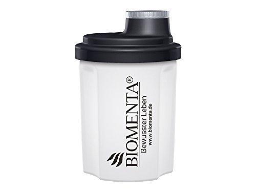 Biomenta® Shaker 300 ml - Shaker Fitness - Protein Shaker